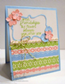 Bubbly Card Borders - Stamp Set